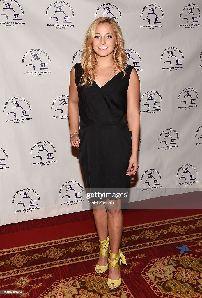 Sasha DiGiulian attends the Wendy Hilliard Gymnastics Foundation 20th Anniversary Gala at New York Athletic Club on October 20, 2016 in New York City.
