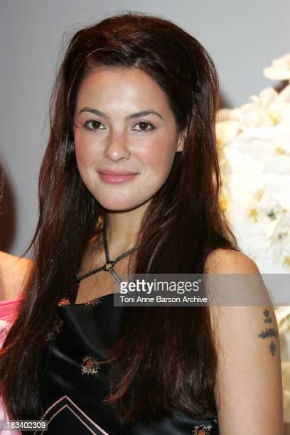 Sasha during Monaco Red Cross Ball 2004 Arrivals at Monte Carlo Sporting Club in MonteCarlo