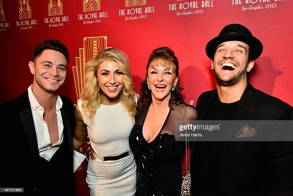 2015 Royal Ball Hollywood Gala Honoring Mark Ballas