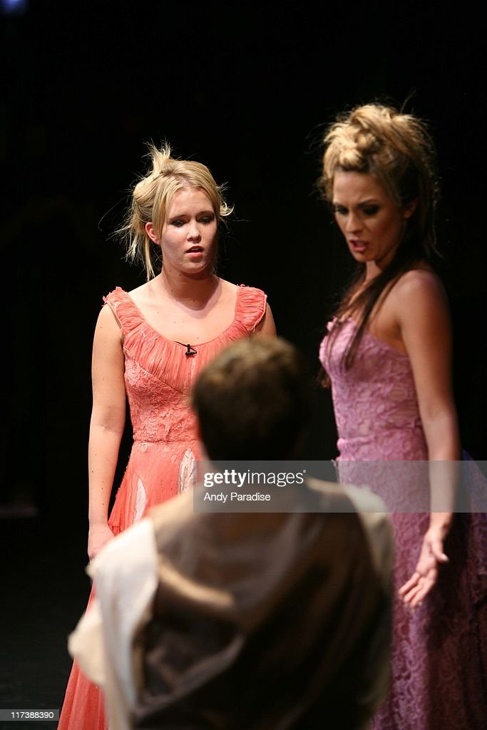 My Bare Lady West End Performance Show News Photo