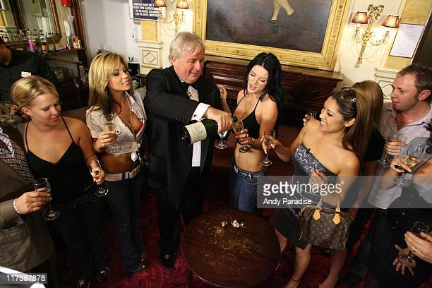 Sasha Knox Kristen Price Christopher Biggins Chanel St James and Nautica Thorne *EXCLUSIVE*