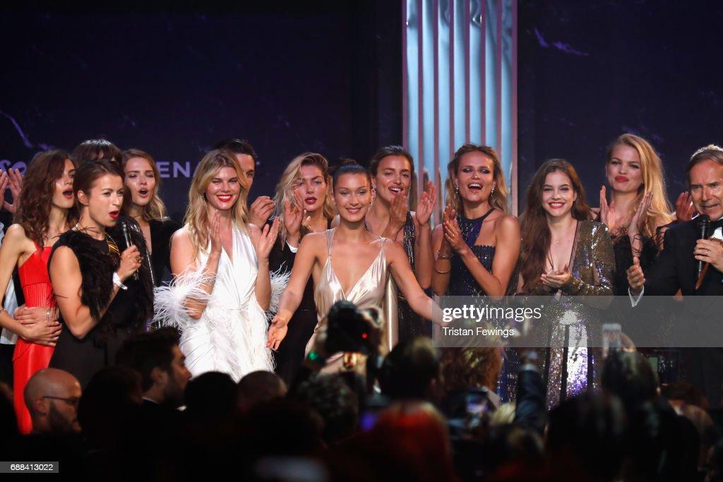 amfAR Gala Cannes 2017 - Show : News Photo