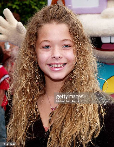Sasha Pieterse during Nickelodeon Presents Fairypalooza Premiere for Rugrats Tales From The Crib Snow White Arrivals at Nickelodeon Animation Studios...