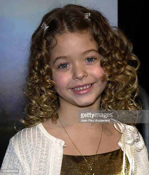 Sasha Pieterse during The WB Network AllStar Celebration Arrivals at The Highlands in Hollywood California United States