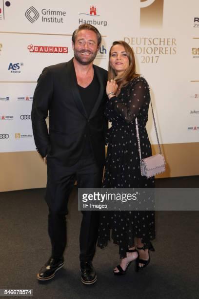 Sasha Roentgen and Julia Roentgen attend the Deutscher Radiopreis at Elbphilharmonie on September 7 2017 in Hamburg Germany 'n