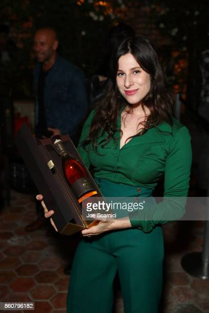 Sasha Spielberg attends NYLON's It Girl Party at The Highlight Room at the Dream Hollywood on October 12 2017 in Hollywood California