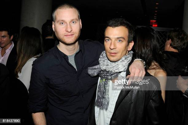 Sasha Tcherevkoff and Alex Lasky attend A Night to Benefit Haiti at Thompson LES on January 20 2010 in New York City