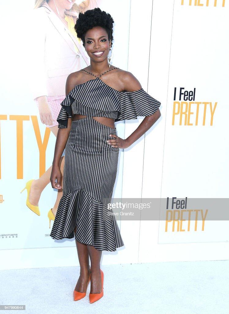 "Premiere Of STX Films' ""I Feel Pretty"" - Arrivals : ニュース写真"
