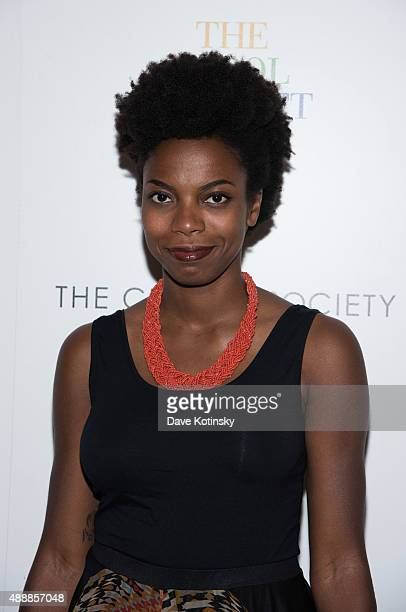 """Sasheer Zamata attends the """"The Carol Burnett Show: The Lost Episodes"""" screening hosted by Time Life and The Cinema Society at Tribeca Grand Hotel on..."""