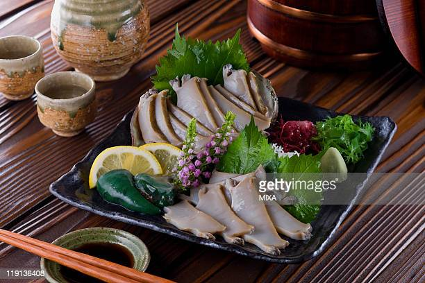 Sashimi of Awabi
