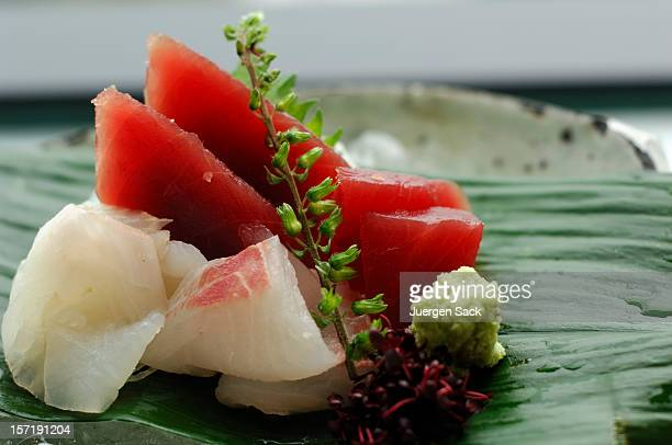 sashimi - sashimi fotografías e imágenes de stock