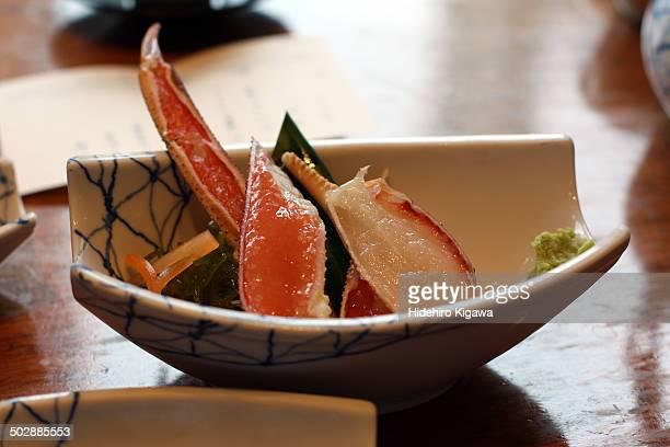 Sashimi (Crab)
