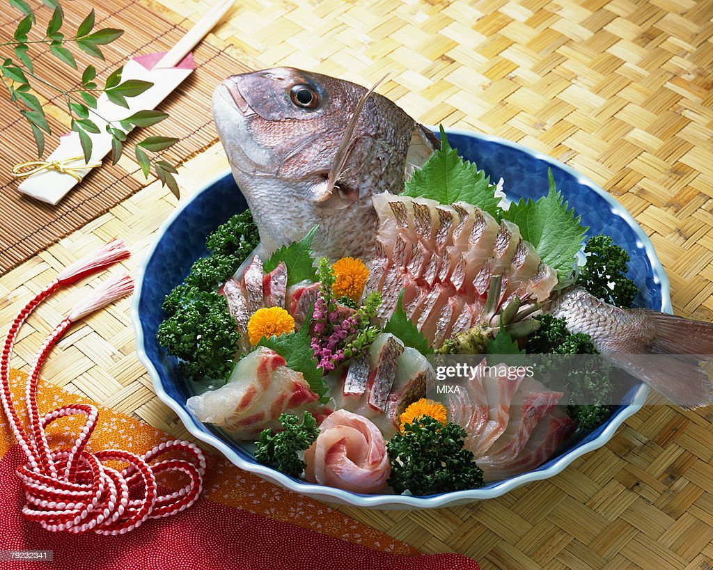 Sashimi : Stock Photo