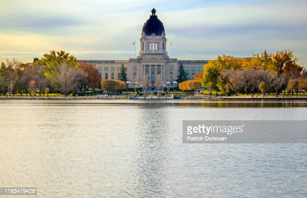 saskatchewan legislative building - regina saskatchewan stock pictures, royalty-free photos & images