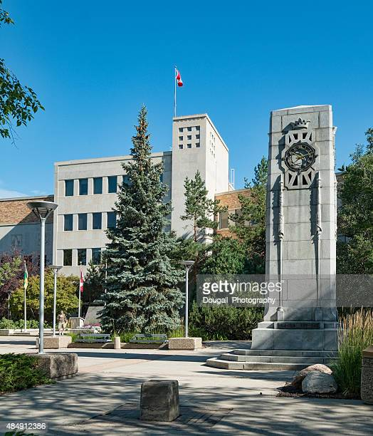 Saskatoon City Hall and Civic Square