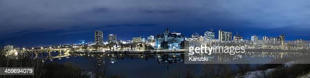 Saskatoon @ night