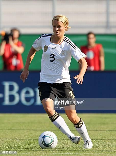 Saskia Bartsusiak Frauenfussball Länderspiel Deutschland Nordkorea Korea DVR 20 am 21 5 2011