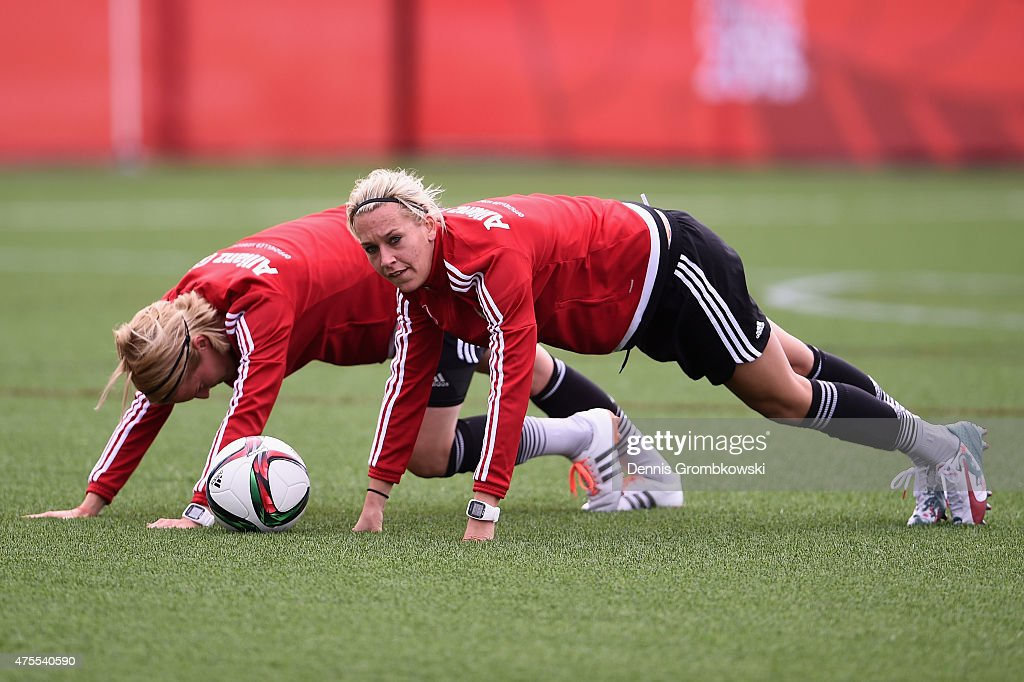 Germany Training - FIFA Women's World Cup 2015