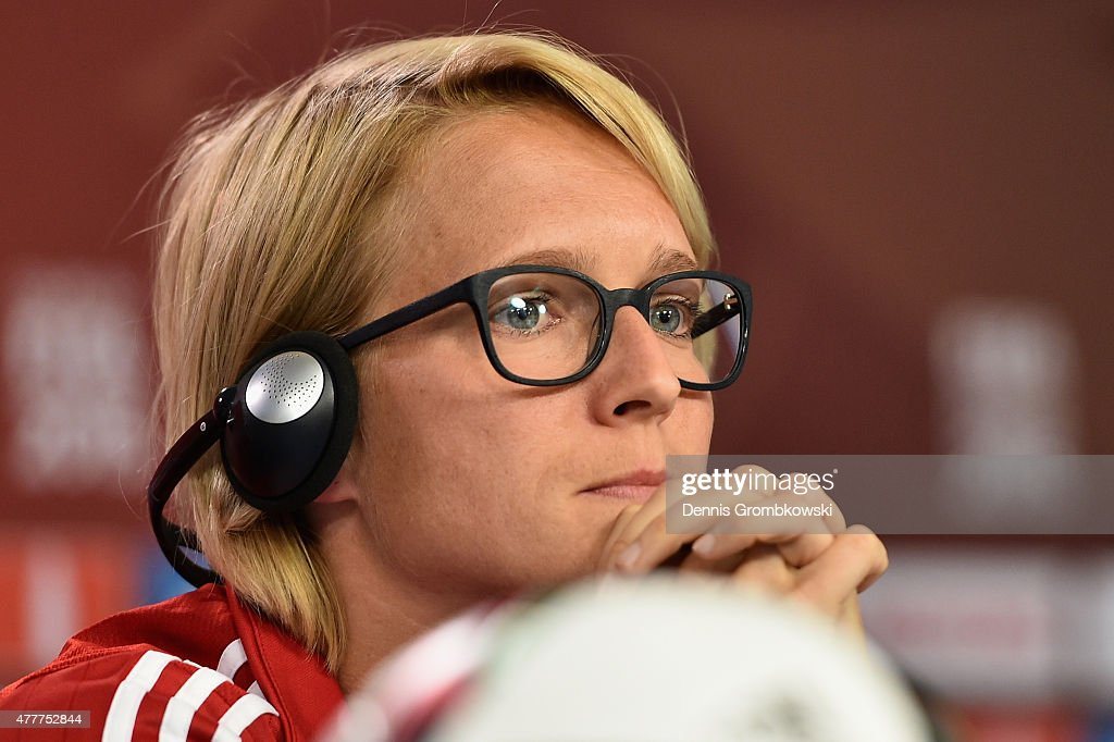Germany Press Conference - FIFA Women's World Cup 2015