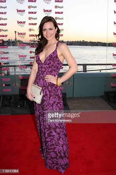 Saskia Burmeister during Dolly Teen Choice Awards at LUNA PARK, Big Top in Sydney, NSW, Australia.