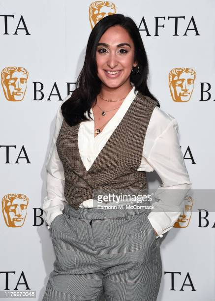 Saskia Chana attends the launch of the BAFTA Elevate Actors initiative at BAFTA on October 07 2019 in London England