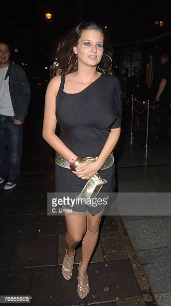 Saskia HowardClarke from Big Brother