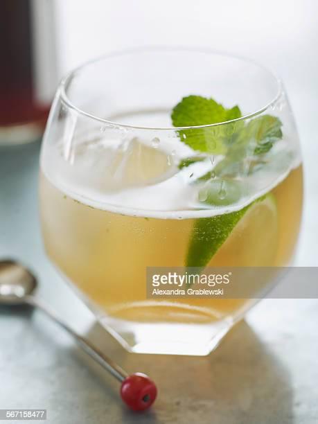 Sasparilla Jack Cocktail
