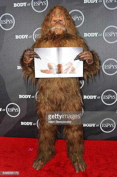 Sasquatch attends BODY At The ESPYs PreParty at Avalon Hollywood on July 12 2016 in Los Angeles California