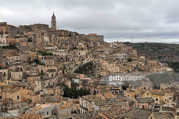 CONTENT] Sassi at Matera difficult to find the hotel Needs paint