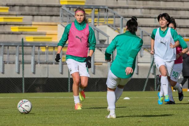 ITA: AS Roma v US Sassuolo - Women's Serie A