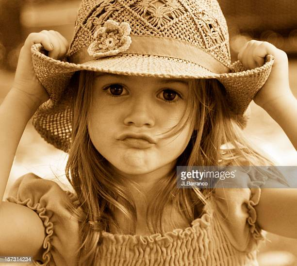 Sassy Little Cowgirl