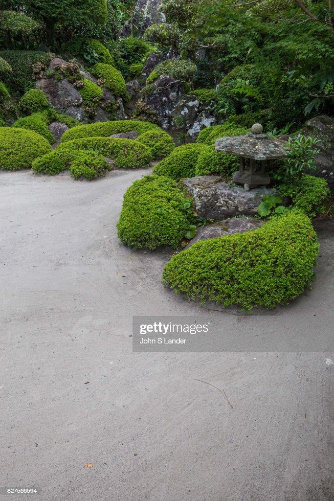 Sata Mifune Garden At Chiran Samurai Village   Chiran Was Home To More Than  500 Samurai