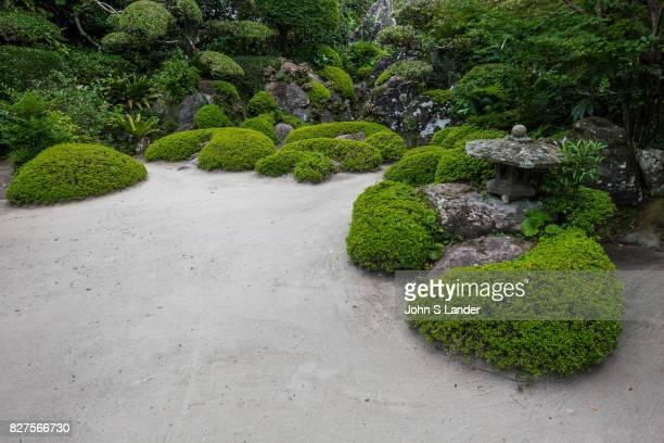 Sata Mifune Garden at Chiran Samurai Village Chiran was home to more than 500 samurai residences during the late Edo period The samurai homes and...