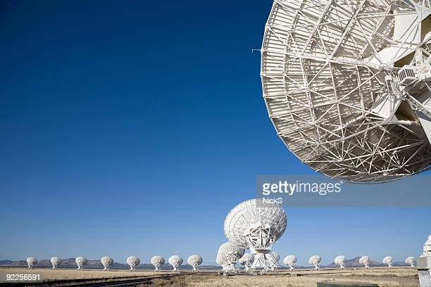 Satelliten-VLA Auswahl