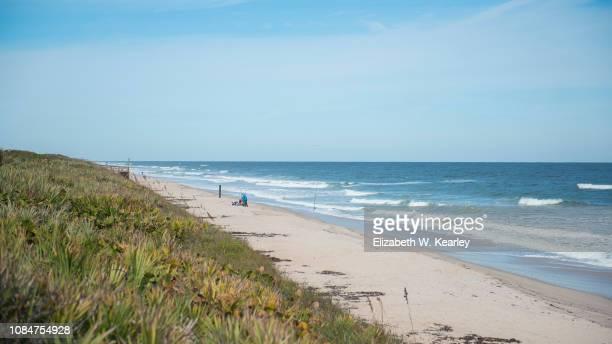 satellite beach - titusville florida stock pictures, royalty-free photos & images