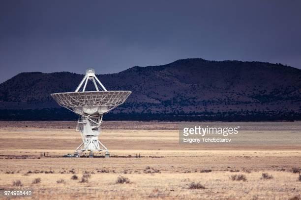 Satellite dish, New Mexico, USA