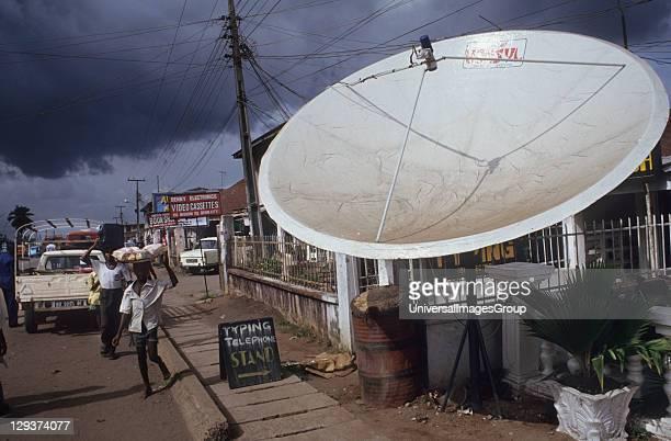 Satellite Dish Nigeria Benin City