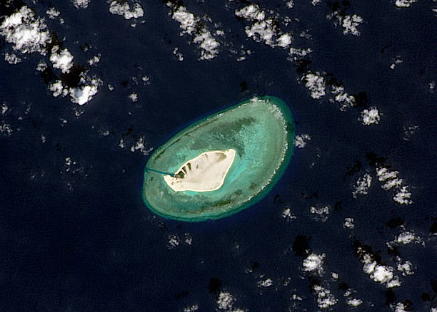 Latest Satellite View From The South China Seas Photos And Images - Latest satellite view