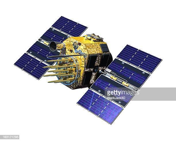 Por satélite GPS
