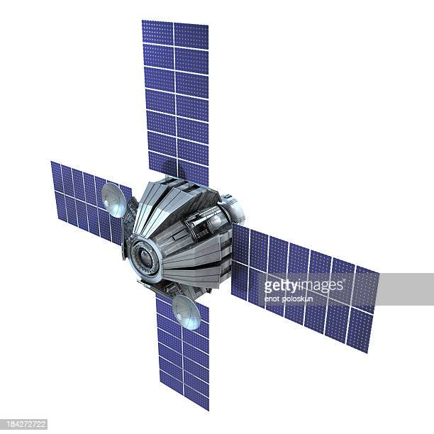 satellite - space station stock pictures, royalty-free photos & images