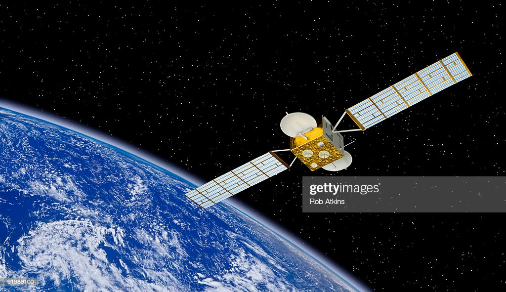 Satellite : Stock Photo