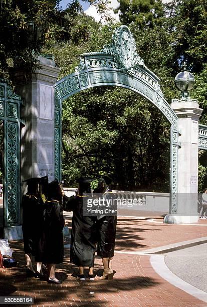 Sather Gate of University of California Berkeley