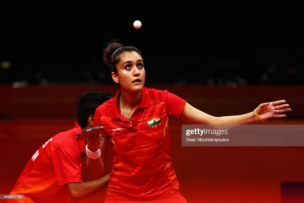 Table Tennis - Commonwealth Games Day 11 : News Photo