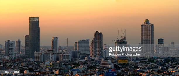 Sathorn Skyline