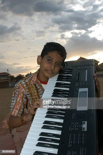 Sathyanarayanan a 10 years old Child Prodigy who has Four Albums in Carnatic Music on Keyboard also Choosen as One among the Eight Wonder Kids of Asia