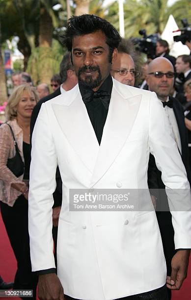 Satia Oblet during 2005 Cannes Film Festival Match Point Premiere in Cannes France