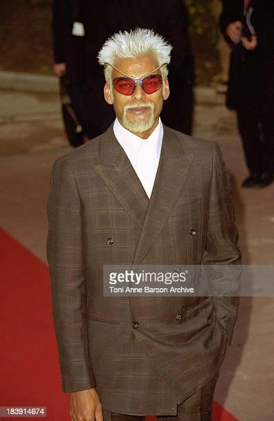 Satia Oblet during MonteCarlo World Music Awards 2001 Arrivals at MonteCarlo Sporting Club in MonteCarlo Monaco