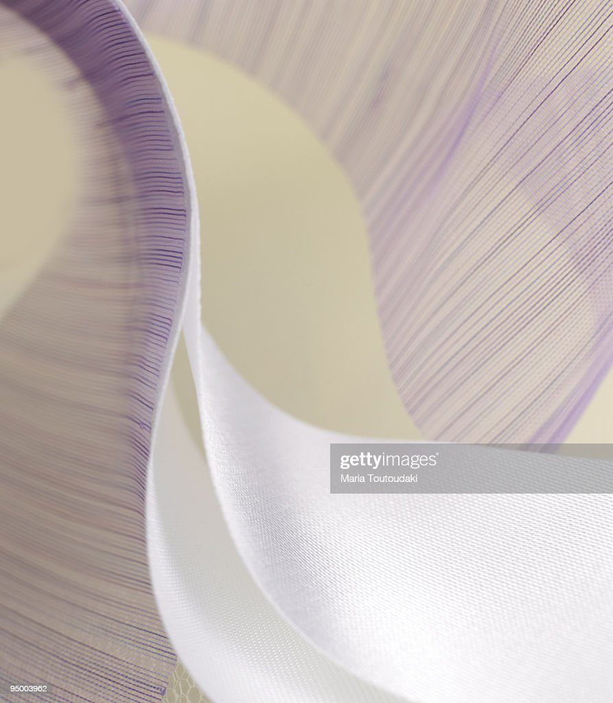 Satin ribbon : Stock Photo