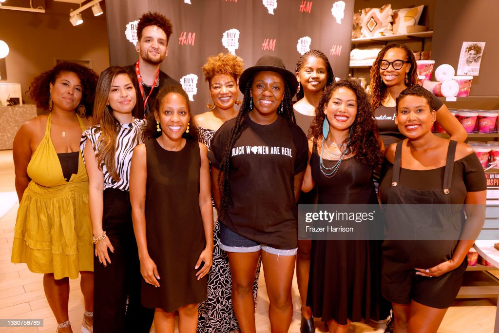 H&M Presents The Buy From A Black Woman Inspire Tour Across Multiple Cities In The United States : News Photo