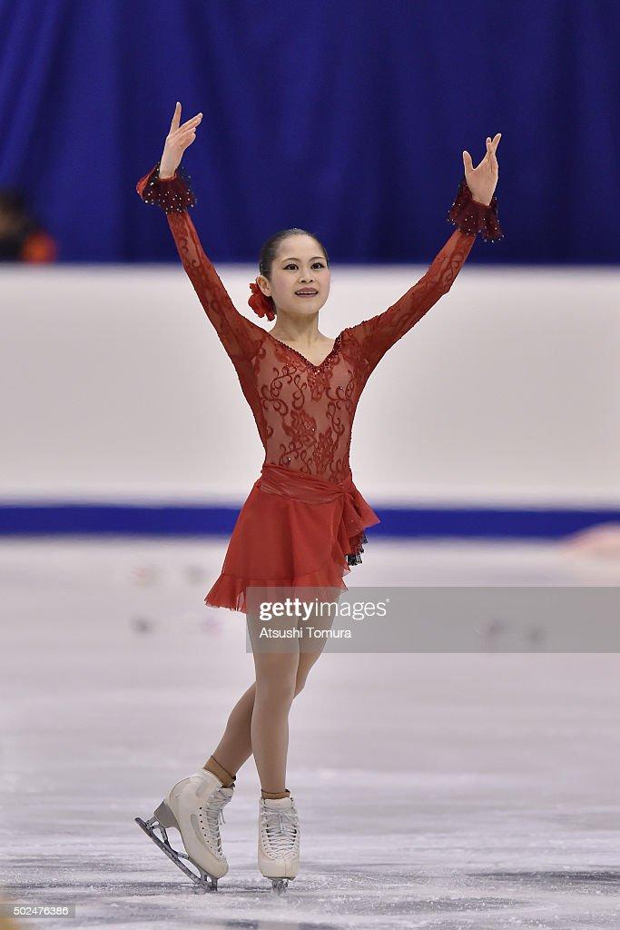 2015 Japan Figure Skating Championships - Day 2